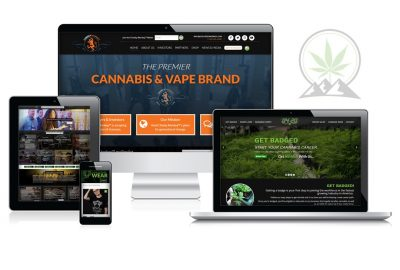 cannabis, Website & Design Services