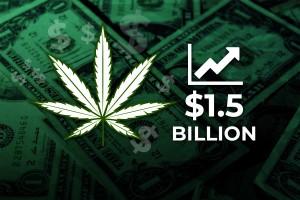 colorado cannabis sales, Colorado Rakes in $1.5 Billion in Cannabis Sales in 2017