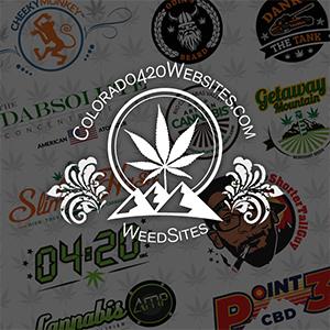 Custom Cannabis Logo Design