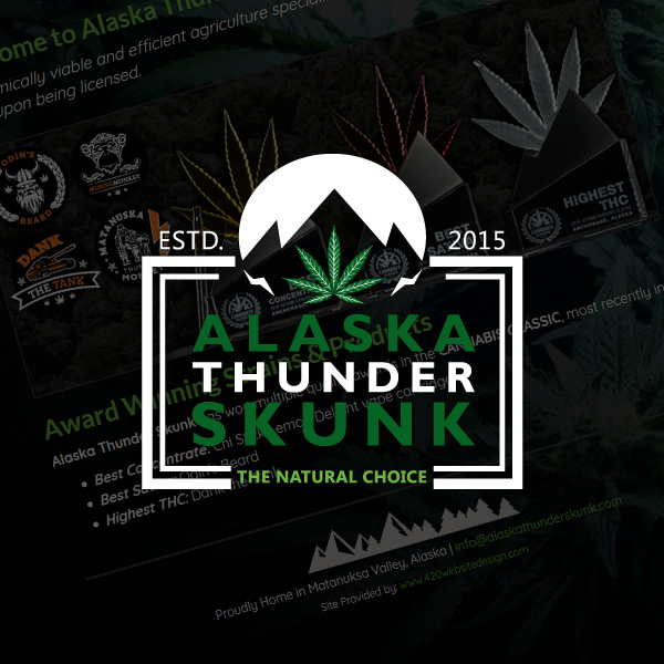 Alaska Thunder Skunk