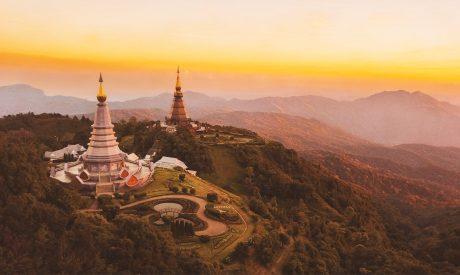 Medical marijuana buds in Thailand: first cannabis clinic opens in Bangkok
