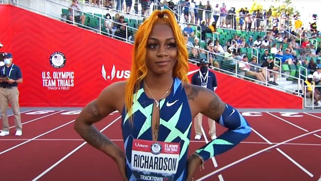 , Olympics Hopeful Sha'Carri Richardson Suspended for Cannabis